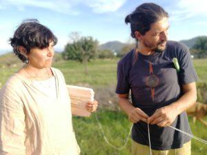 Ο Giuseppe Sannicandro διδάσκει Περμακουλτούρα