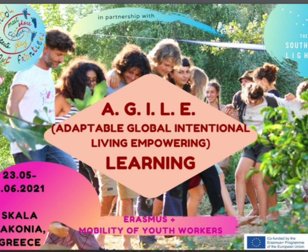 AGILE Learning Training Poster
