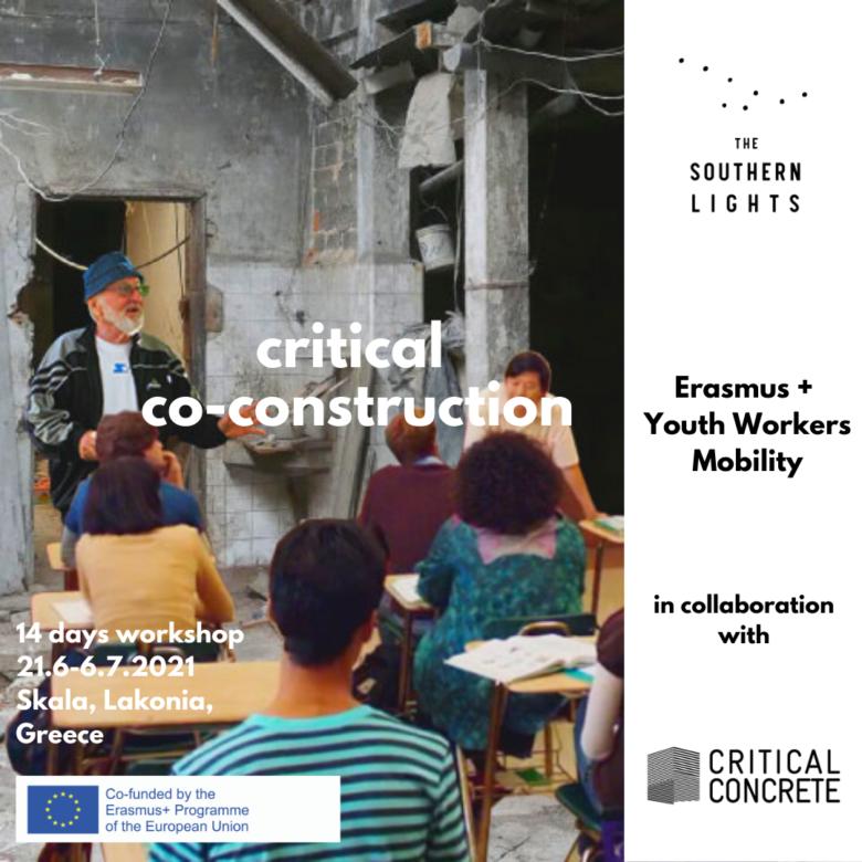 Critical Co Construction Erasmus Plus